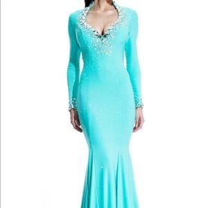 Jovian pageant dress style number 576